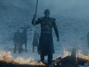 Game of Thrones season 7 night king ice spear