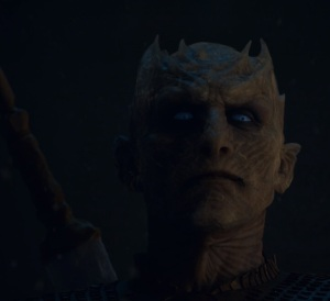 Game of Thrones final season night king