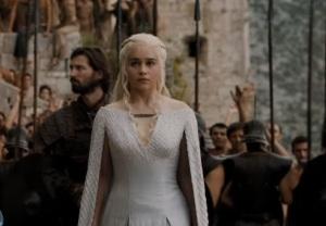 Game of Thrones season 5 queen of meereen Daenerys Targaryen