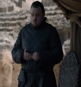 Samwell Tarly invents democracy game of Thrones HBO