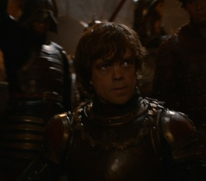 Tyrion Lannister battle of blackwater bay game of Thrones