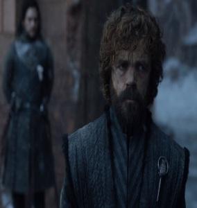 Tyrion Lannister  betrays Daenerys Targaryen game of Thrones