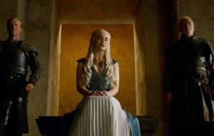 Game of Thrones season 4 queen Daenerys Targaryen
