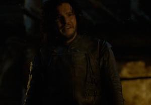 Game of Thrones season 4 night's watch jon snow