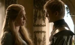 Game of Thrones season 1 cersei and joffrey