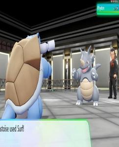 GioGiovanni uses rhydon Pokemon Let's Go Pikachu/Eevee Nintendo Switch