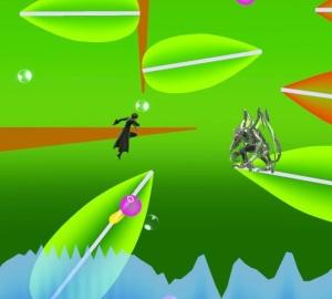 Joker vs Ridley Hanenbow stage super Smash Bros ultimate Nintendo Switch Electroplankton