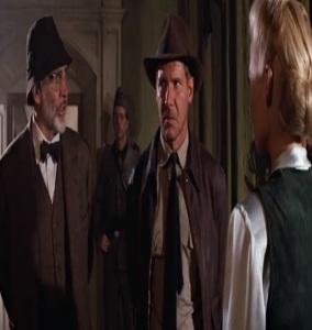Elsa Schneider Henry jones and son Indiana Jones and the Last Crusade