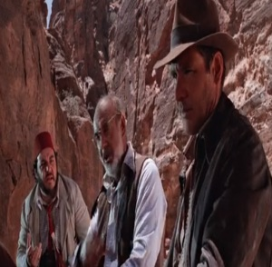 Henry Jones talks about the family dog Indiana Jones and the Last Crusade