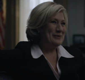 Cathy Durant House of Cards Netflix