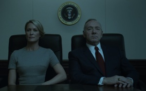 House of Cards Frank Underwood and Claire take down ico Netflix
