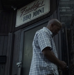 Freddy Hayes closes bbq restaurant house of cards Netflix