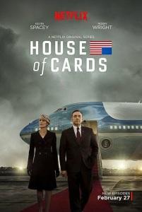 House of Cards season 3 poster Netflix