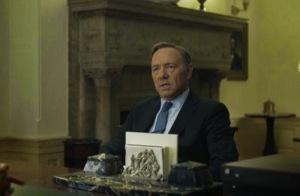 House of cards Frank Underwood denied Secretary of State Netflix