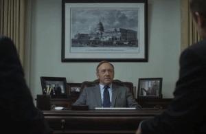 House of cards Netflix season 1