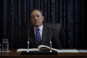 Vice President Frank Underwood House of Cards Netflix