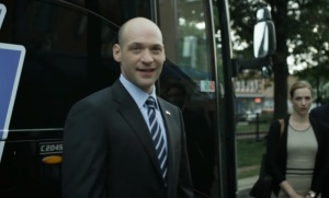 House of Cards Peter Russo running for Pennsylvania governor Netflix