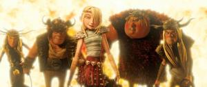 Viking girl How To Train Your Dragon