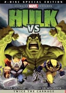 Hulk Vs movie poster