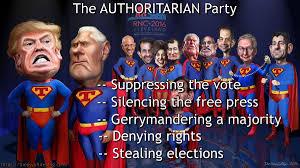 Memes Donald Trump republican party fascists
