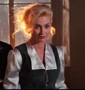 Hot German girl Elsa Schneider Indiana Jones and the Last Crusade