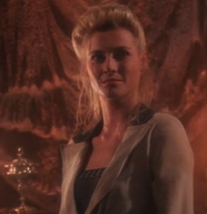 Elsa Schneider sees the holy Grail Indiana Jones and the Last Crusade
