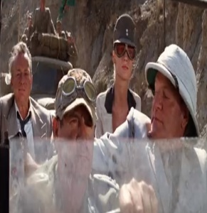 Elsa Schneider and the German army Indiana Jones and the Last Crusade