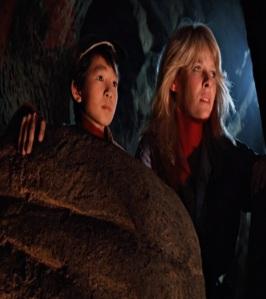 Willie Scott underground temple Indiana Jones and the temple of doom