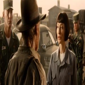 Indiana Jones meeting Irina Spalko Indiana Jones kingdom of the crystal skull cate Blanchett
