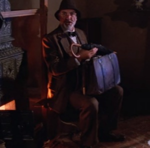 Henry Jones Indiana Jones and the Last Crusade Sean Connery