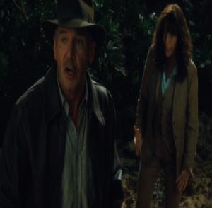 Indiana Jones and Marion Ravenwood Indiana Jones kingdom of the crystal skull