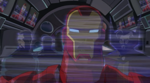 Iron man exiles Hulk into space Planet Hulk movie
