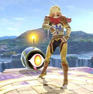 Killer Eye super Smash Bros ultimate Nintendo Switch kid Icarus