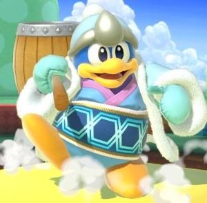 King Dedede super Smash Bros ultimate Nintendo Switch