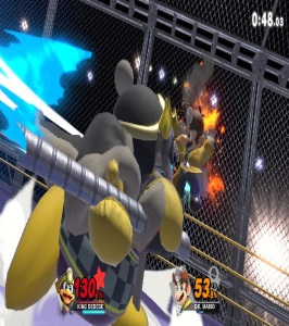 King Dedede final Smash super Smash Bros ultimate Nintendo Switch