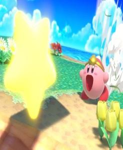 Kirby as King Dedede super Smash Bros ultimate Nintendo Switch