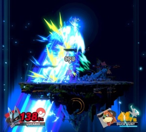 Final Smash Lucario super Smash Bros ultimate Nintendo Switch Pokémon