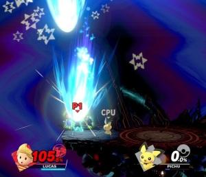 Final Smash Lucas pk starstorm super Smash Bros ultimate Nintendo Switch mother 3