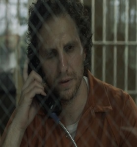 Lucas Goodwin in prison House of Cards Netflix