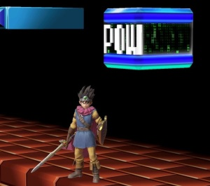 Pow block super Smash Bros ultimate Nintendo Switch
