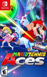 Mario Tennis Aces Nintendo Switch boxart