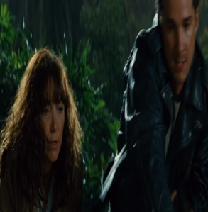 Marion Ravenwood and mutt Indiana Jones kingdom of the crystal skull