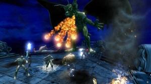 Boss battle Marvel Ultimate Alliance Xbox 360 ps3