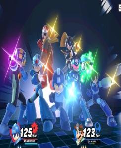 Mega Man final Smash super Smash Bros ultimate Nintendo Switch Capcom