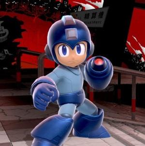Mega Man super Smash Bros ultimate Nintendo Switch Capcom
