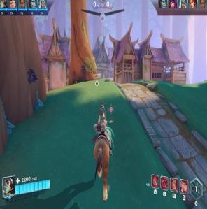 Ying horseback Paladins Nintendo Switch Xbox One PS4 pc