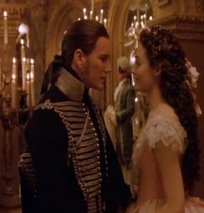 Emmy Rossum christine daae The Phantom of the Opera 2004
