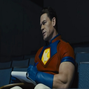 John Cena Peacemaker The Suicide Squad 2021 James gunn