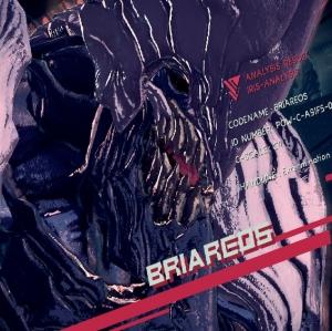 Briareos Astral Chain Nintendo Switch