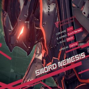 Sword Nemesis Astral Chain Nintendo Switch